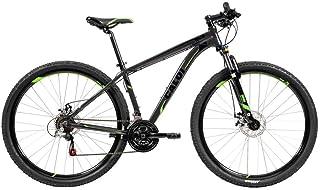 Bicicleta Caloi 29 A18, Aro 29, Suspensão Dianteira, 21 marchas