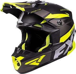 FXR Blade 2.0 Force Helmet - Hi-Vis/Black/Charcoal - MED