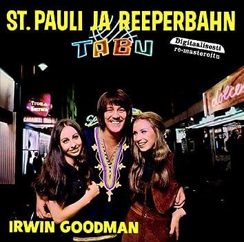 St. Pauli ja Reeperbahn