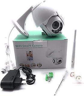 Cámara IP para Exteriores WiFi 1080P Full HD Webcam motorizada CW414