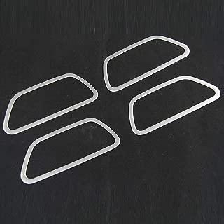 Finiture cromate AUTO Pro per Mercedes Benz W205 Classe C C200 C180 Classe GLC X253 GLC260 2015-2018 Accessori per Auto con Guida a Sinistra