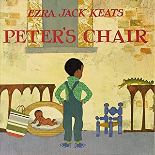 Peter's Chair audiobook cover art