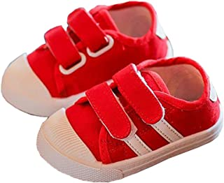 BININBOX Kids Spring Flat Loafers Casual Sneakers Shoes for Girls Boys