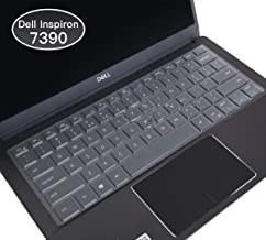 CaseBuy Keyboard Cover for 2019 Dell Inspiron 2-in-1 13.3
