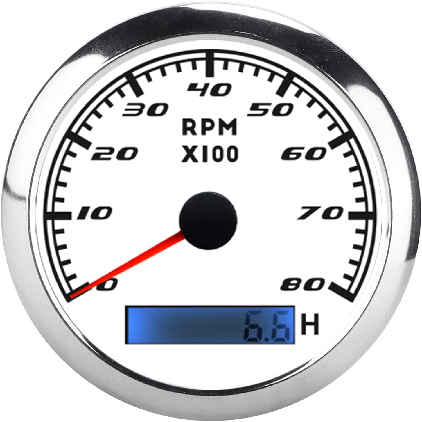 Tachometer Pointer IP67 Water Steel Dealing Popularity full price reduction Proof Stainless