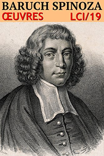 Baruch Spinoza: Oeuvres complètes - N° 19