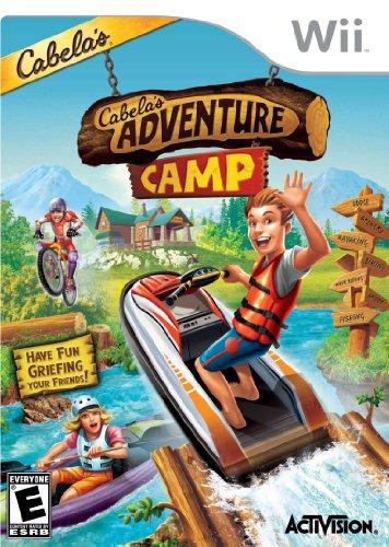 Cabela's Adventure Camp – Nintendo Wii