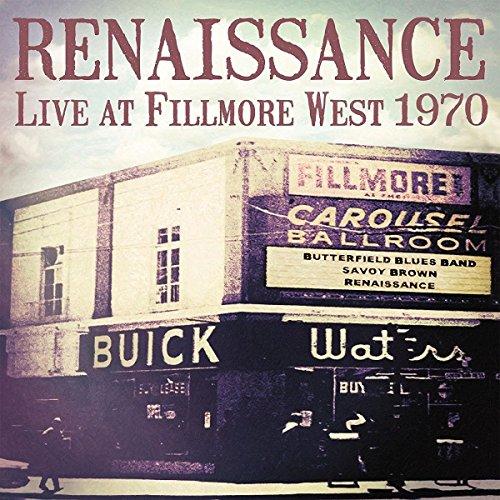 Renaissance: Live At Fillmore West (Lim.Ed.) [Vinyl LP] (Vinyl (Live))