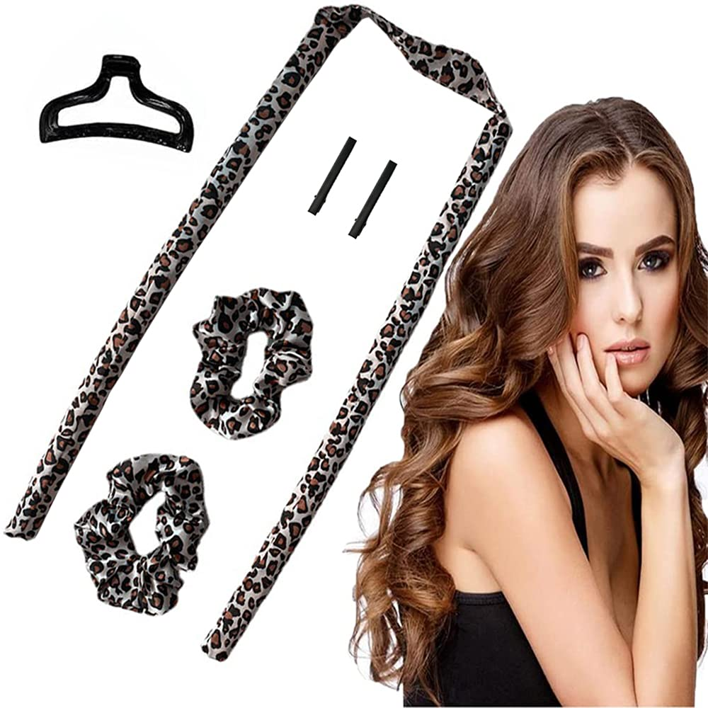 New model Heatless Curls Hair Silk No Upgraded Heat service Curler Max 43% OFF