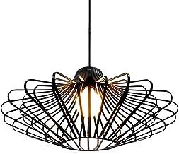 KANJJ-YU Pendant Lamps Vintage Industrial Ceiling Light Pendant Lighting, Chandelier Hanging Fixture Metal Cafe Warehouse ...
