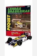 Lendas Brasileiras Do Automobilismo: Williams Honda Fw11b - Nelson Piquet Capa dura
