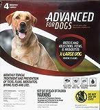 Para Defense Advanced 56+ lb Dog Pet Flea Control Supply, X-Large