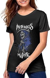 Women's Motionless in White T Shirt Classic Tee Shirt Black