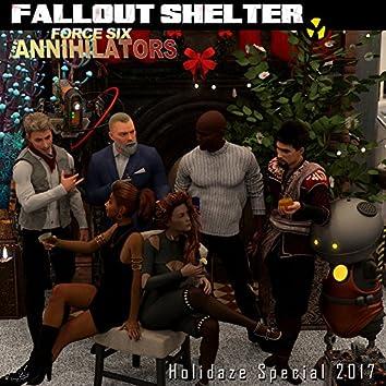 Force Six the Annihilators Holidaze Special 2017