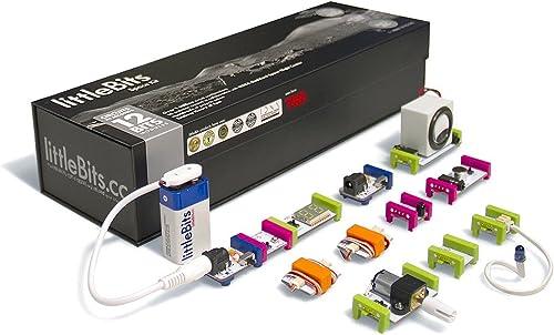 ventas en linea LittleBits LittleBits LittleBits 650-0123 Kit de instalación eléctrica  descuento de bajo precio