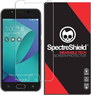 Spectre Shield Screen Protector for Asus Zenfone V Live Accessory Asus Zenfone V Live Case Friendly Full Coverage Clear Film