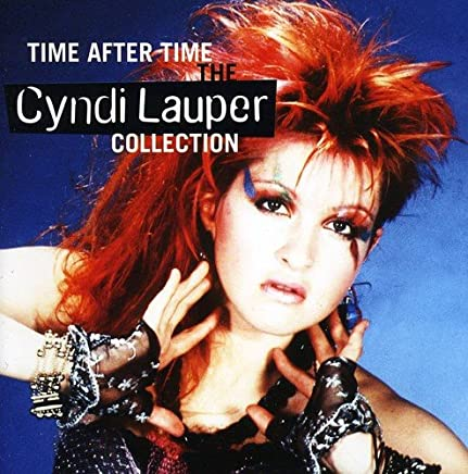 Time After Time: the Cyndi Lauper Collection