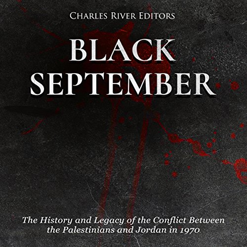 Black September audiobook cover art