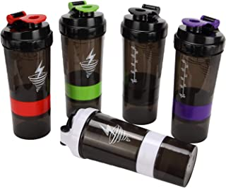 Shaker/Blender Bottle | Great for Mixing Protein Shakes or other Kitchen Tasks| Smoothie bottle | 1 Workout bottle per ord...