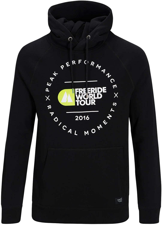 Peak Performance Herren Kapuzenpul r Freeride World Tour Hoodie