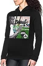 HoodLgd Kanye West Good Life Women's Comfort Hoodie Sweatshirt Black