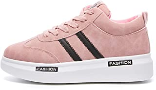 SKLT Stripe Women Sneakers Casual Basket Running Shoes Height Increasing Trainers Sport Shose Pink Black Jogging Walking Athletics