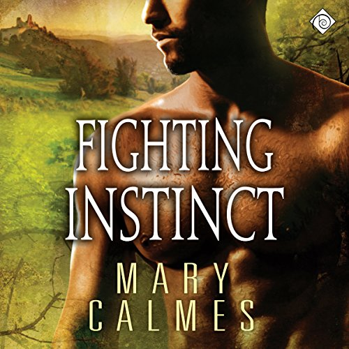 Fighting Instinct audiobook cover art
