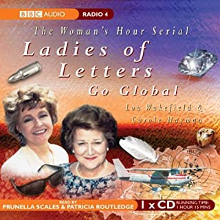 Ladies of Letters Go Global cover art