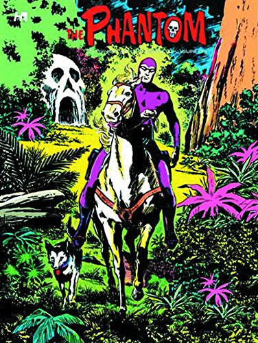 The Phantom The Complete Series: The Charlton Years Volume 1