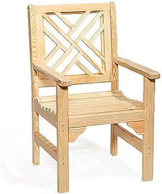 Amazon.com: Adirondack - Juego de sillas con mesa auxiliar ...
