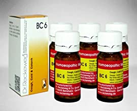 Dr.Reckeweg Germany Biochemic Combination Tablet Bc 06 Pack Of 5
