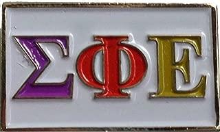 Sigma Phi Epsilon SigEp Lapel Pin