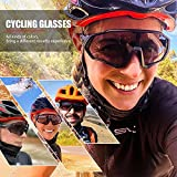 Zoom IMG-1 kapvoe fotocromatici occhiali da ciclismo