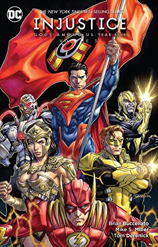 Injustice Gods Among Us Year Five 3 [Lingua Inglese]