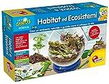 Lisciani Giochi 56330-Piccolo Genio: hábitat y ecosistemas (versión Italiana)