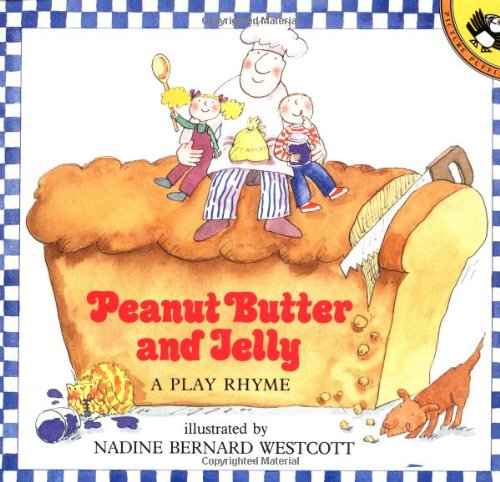 Peanut Butter and Jelly: A Play Rhyme (Puffin Unicorn)の詳細を見る