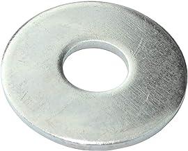 AERZETIX - 20 stuks Vlakke carrosserie-sluitring - M12-36mm - Verzinkt staal - DIN9021 - C44428