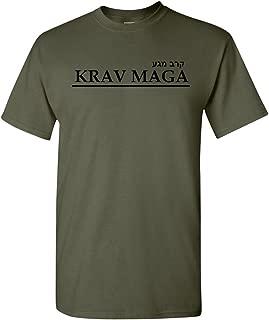 Krav MAGA Israeli Martial Art Combat T-Shirt