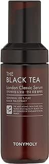 TONYMOLY The Black Tea London Classic Serum, 1.85 Fl Oz