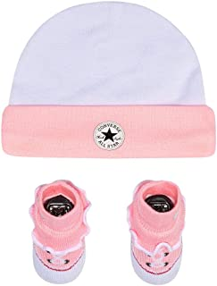 baby converse socks and hat