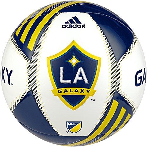 adidas MLS Hombres del Objetivo de balón de fútbol - SB068 FAS 2LAGAL, Blanco
