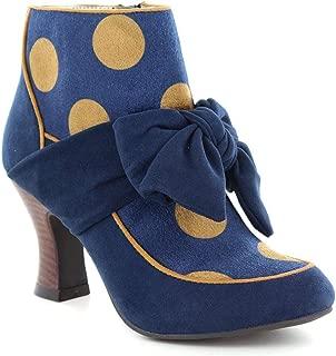 RUBY SHOO Seren Womens Boots Navy