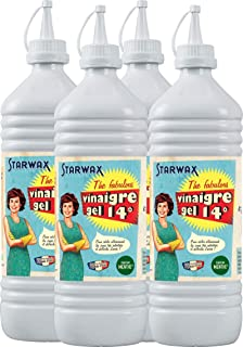 Starwax Fabulous - Gel de vinagre blanco con perfume de menta, 14 ...