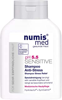 Numis med ph 5.5 SENSITIVE - Champú antiestrés (200 ml