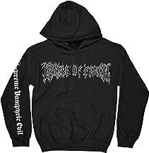 Cradle of Filth Men's The Principle of Evil Made Flesh Hooded Sweatshirt Black