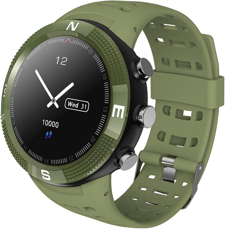 FSN88 Intelligente Uhren, Globale Satellitenpositionierung, Multifunktions-Bewegungsverfolger, Herzfrequenzüberwachung, Paaruhren, Wasserdichte IP68-Behandlung.