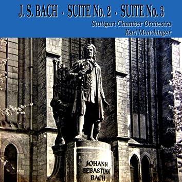 Bach Suite No. 2 & 3