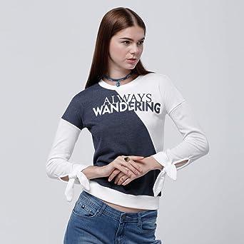 Lee Cooper Sweatshirts For Women, Multi Color S