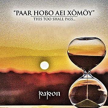 Paar Hobo Aei Xömöy - Single