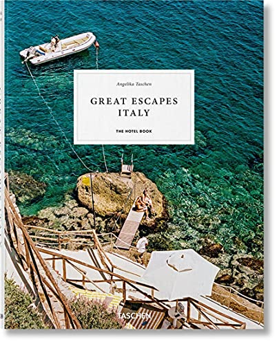Great Escapes Italy. 2019 Edition--multilingual (French, English and German Edition) (Multilingual Edition)